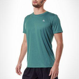 Remera element verde mge