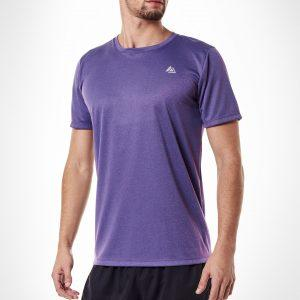 Remera element violeta mge
